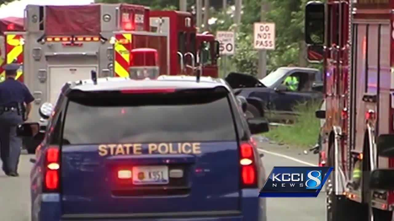 A driver hit a group of cyclists Tuesday, killing five and injuring four more.