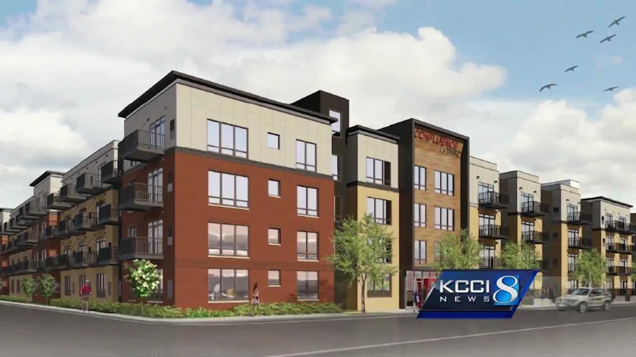 Another big development could be coming to Des Moines.