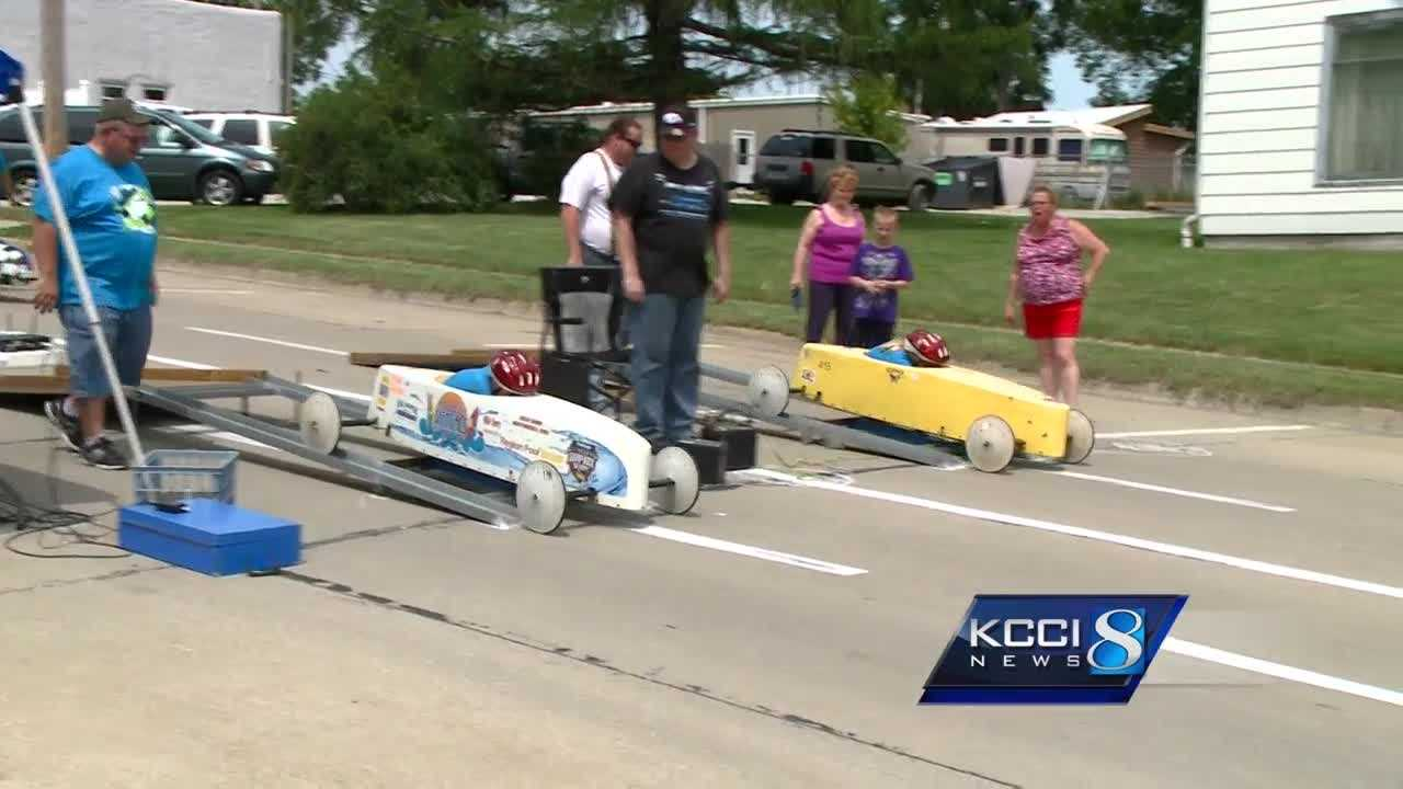 The youth soapbox derby program goes back to 1934.