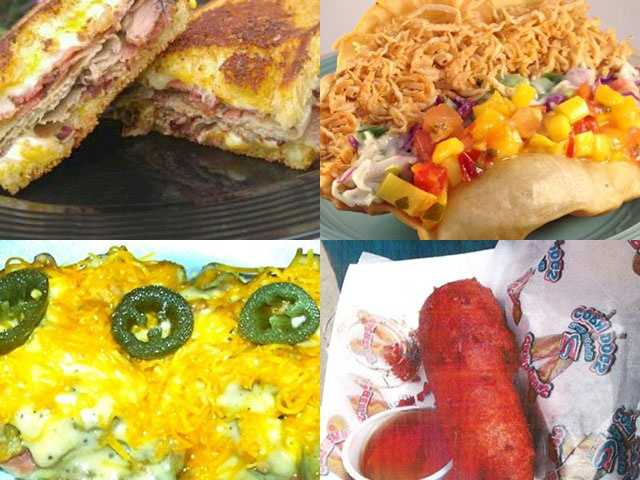 Check out 19 new foods available at the 2016 Iowa State Fair.