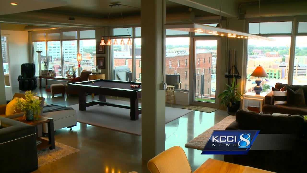 Five different million-dollar properties have sold in the metro in the last five months.