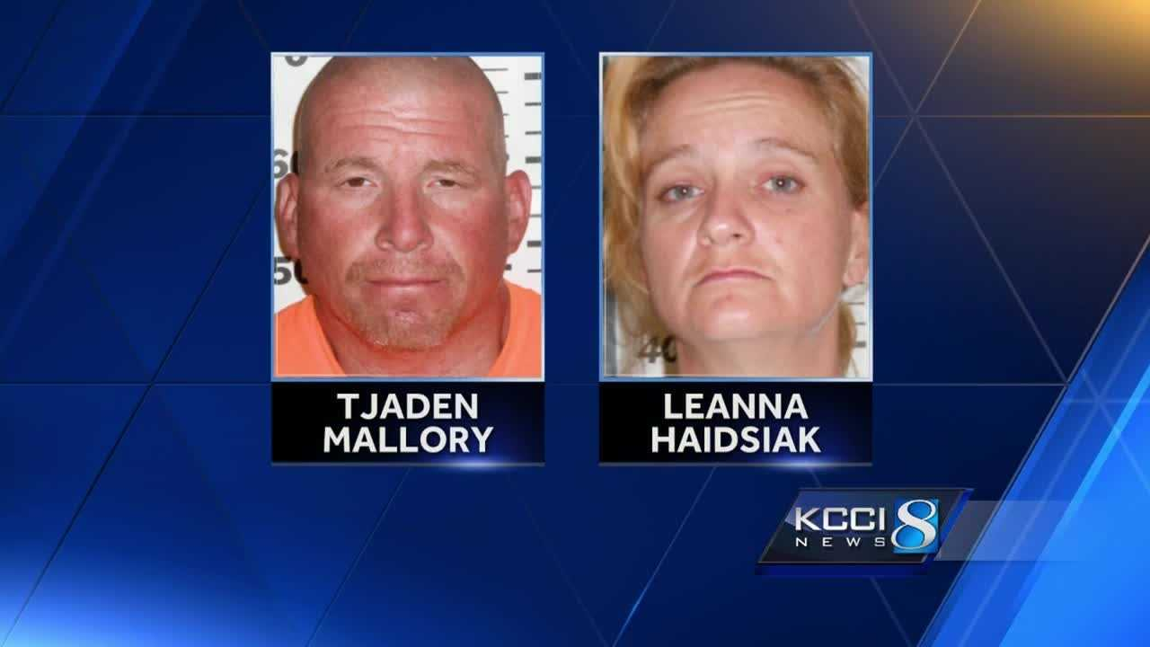 A Boone County couple face multiple charges after they were accused of having pipe bombs in their home.