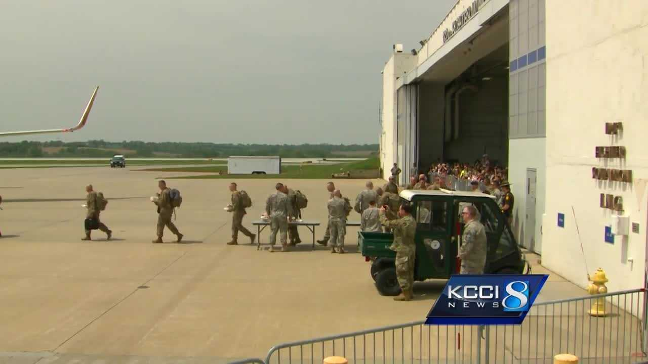 President Barack Obama announced Wednesday that he will keep a larger number of troops in Afghanistan. KCCI's Cynthia Fodor shows us how Iowa soldiers feel about the mission.