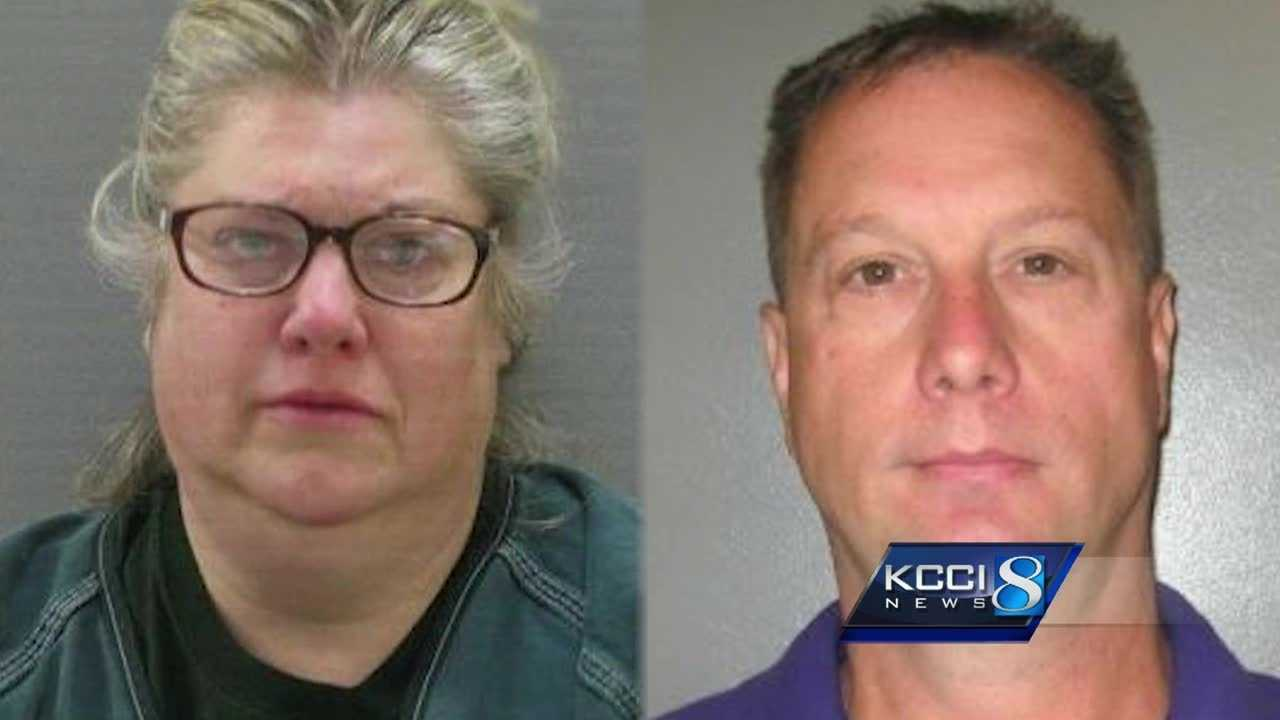 The Polk County Sheriff's Office said a Polk County man and a Minnesota woman face charges in a human trafficking case.