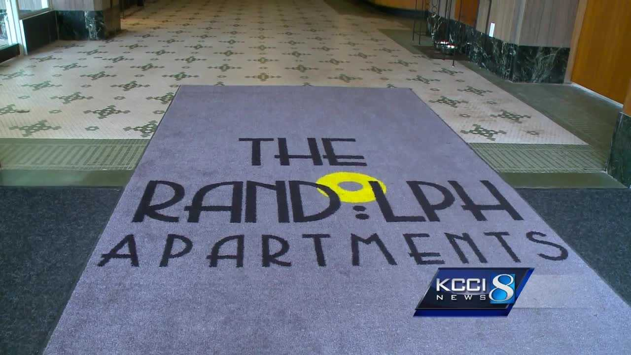 The new Randolph Apartments are open for business, and the $19 million project is one of the last major historic renovations in Des Moines.