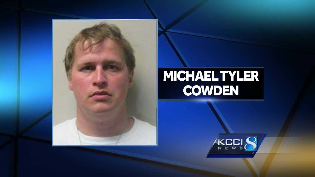 Officials with the Iowa Department of Correctionssaid Michael Tyler Cowden, 29, was placed on escape status after failing to return to Fort Des Moines Work Release Facility from employment Wednesday.
