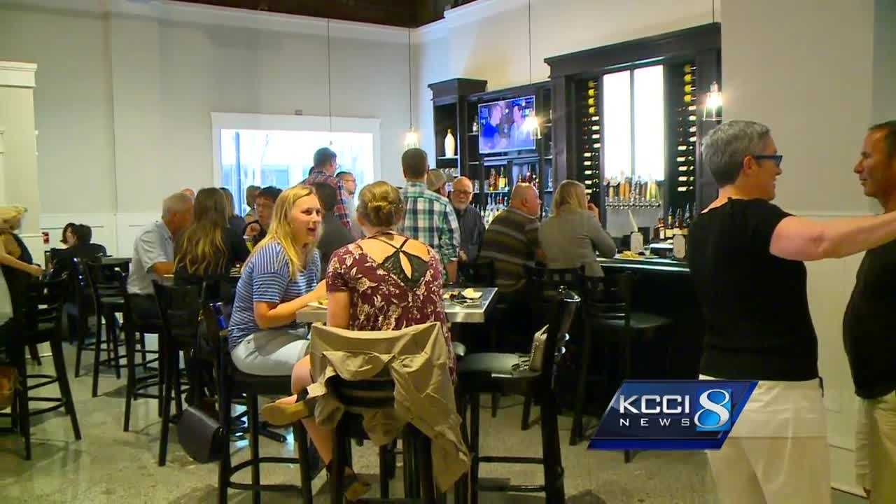 Several restaurants are opening next month in Des Moines.