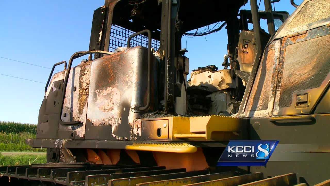 $1 million in damage reported to Bakken pipeline equipment