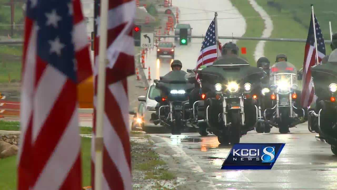 Tribute to Fallen Soldiers honors Gold Star families with personal ceremonies.