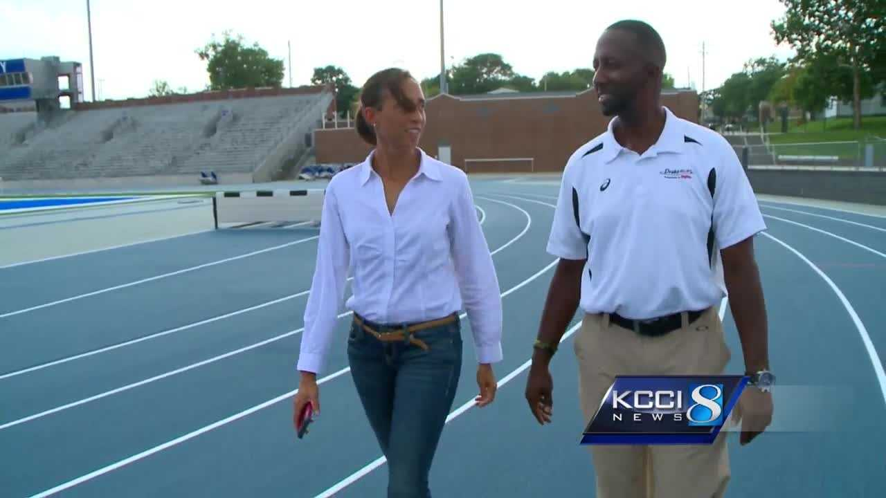 Longtime Drake University athletics staff members Brian Brown and Natasha Kaiser-Brown are leaving the school.