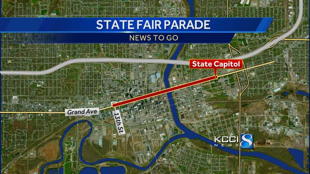 Commuter alert Expect downtown street closures for parade