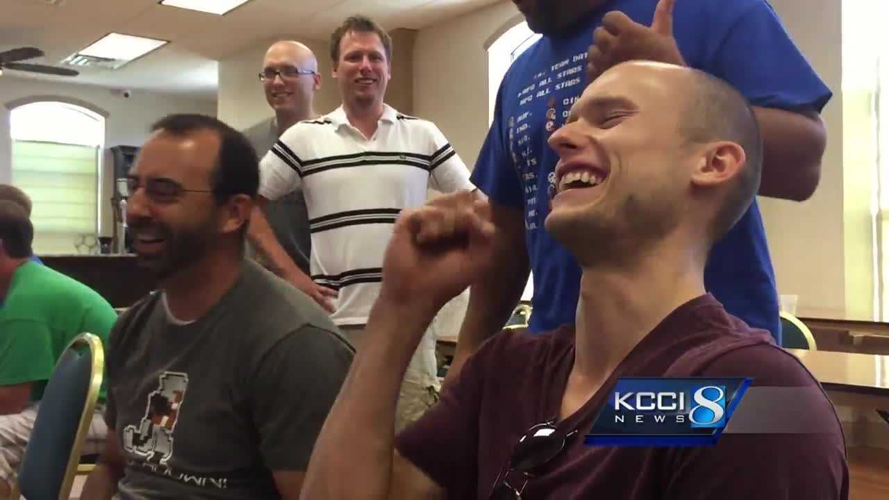 One of the top sports games of the nineties is back!  A group of Central Iowans is helping lead the resurgence.