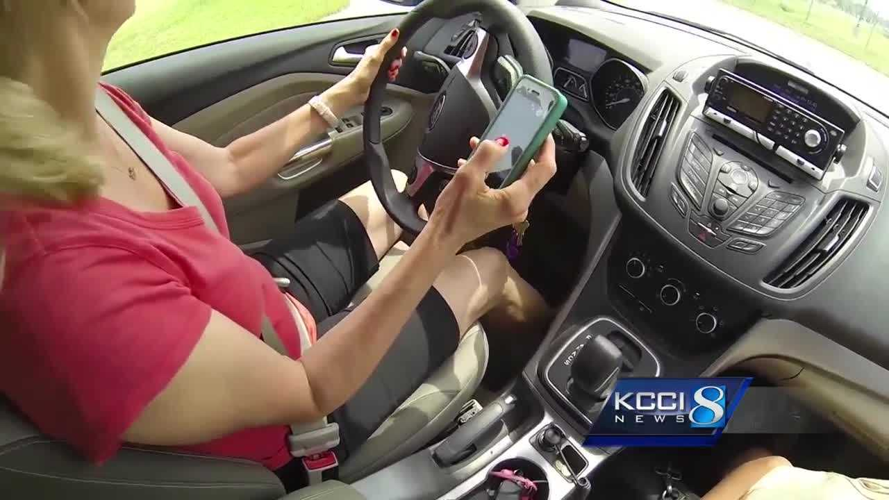 Iowa has reported a 30 percent increase in traffic deaths.