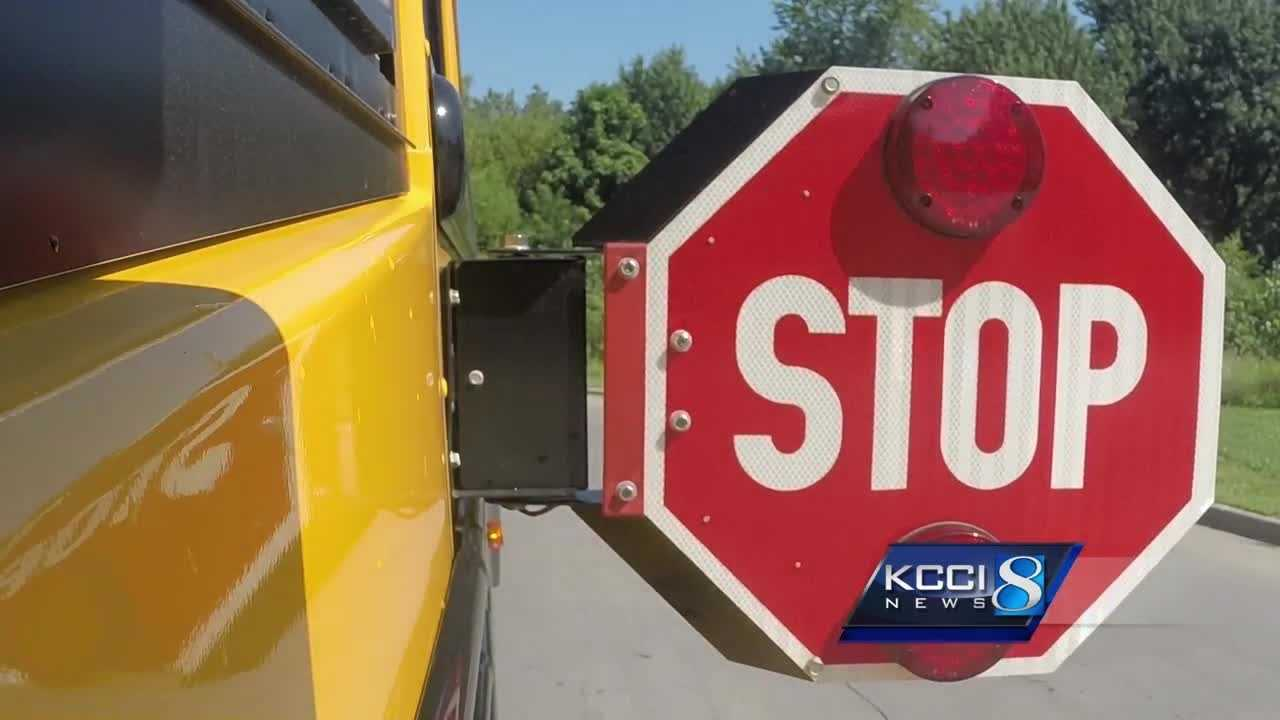 With more vehicles on the roads, bus drivers are giving advice on how motorists and school buses can peacefully coexist.