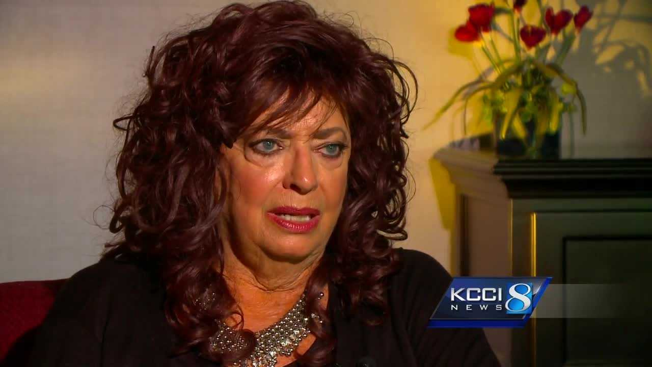 Noreen Gosch speaks with KCCI near the 34th anniversary of her son's disappearance.