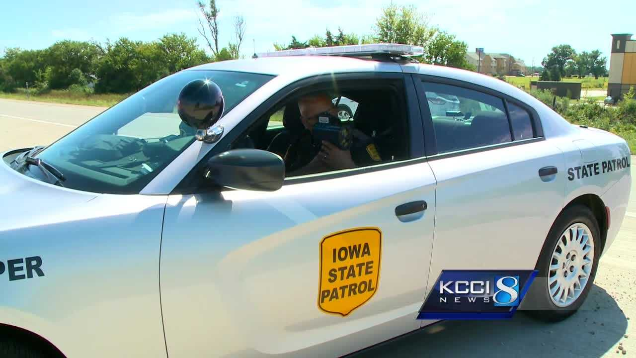State Patrol shows just how fast speeders are going