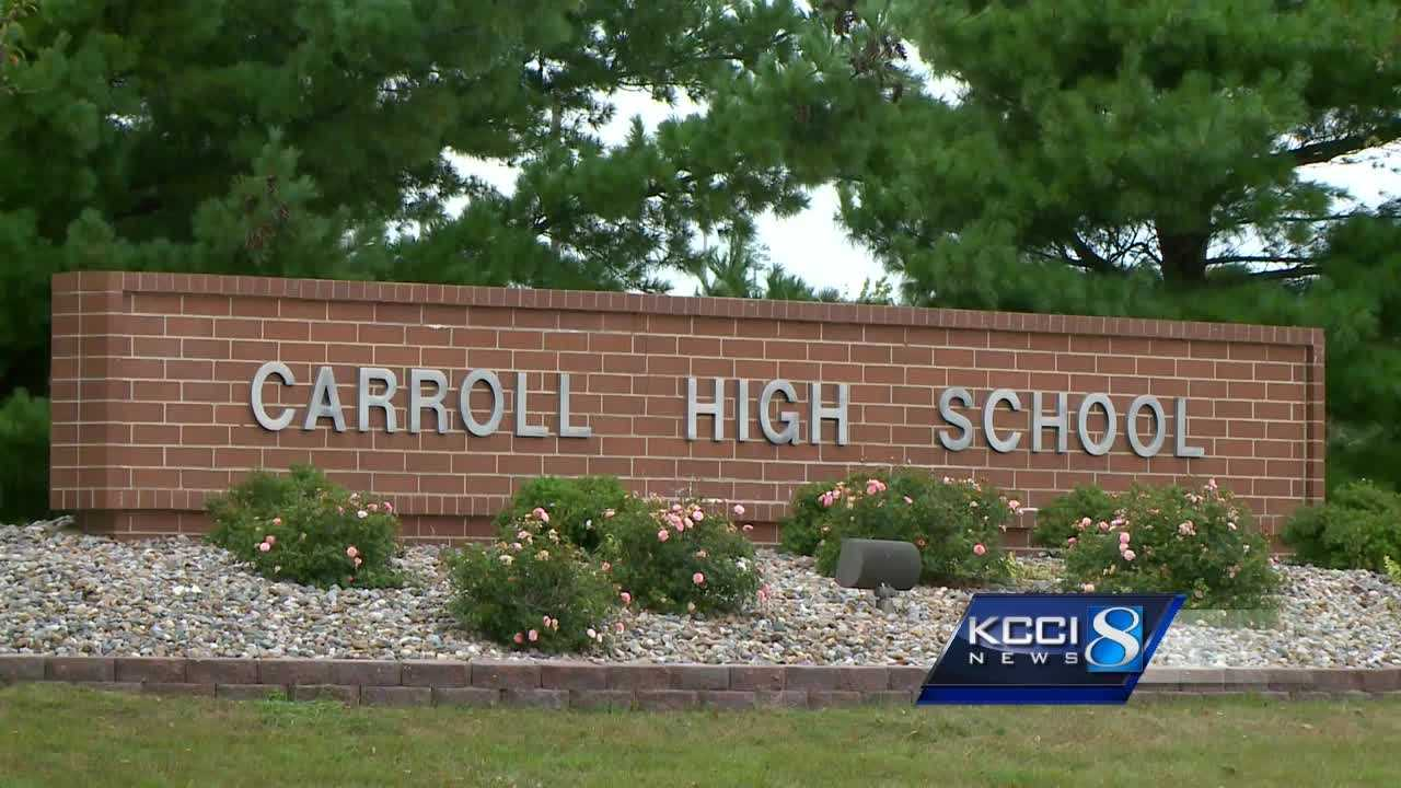 The Carroll High School football team is under investigation after some players used gay slurs against another student.