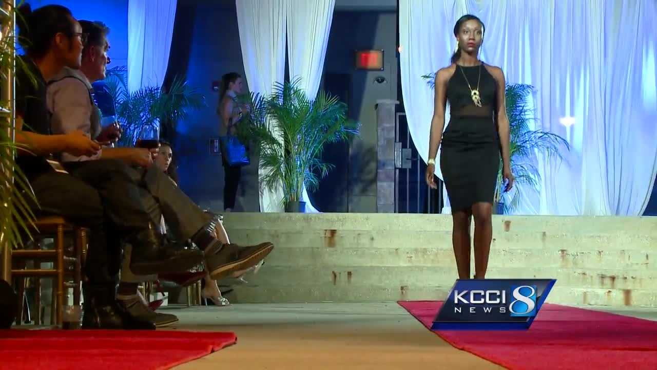 Des Moines Fashion Week kicks off Wednesday.