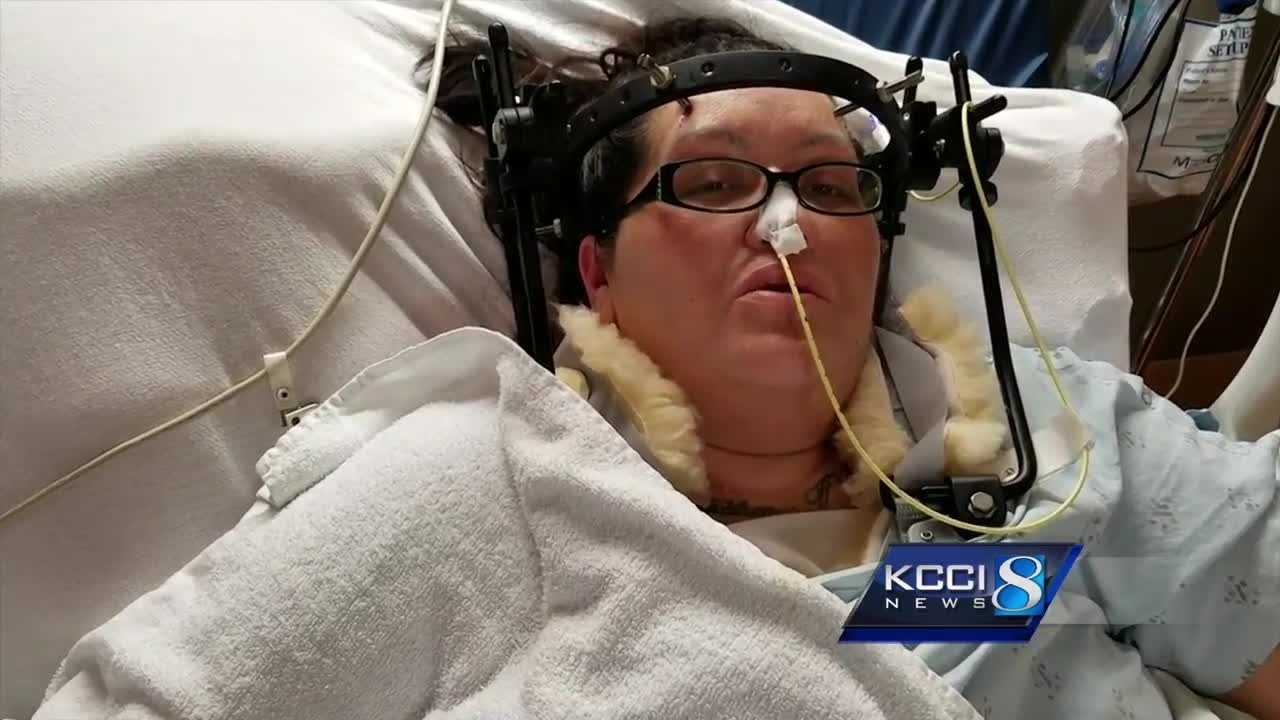 Car-crash victim wakes up from monthlong coma
