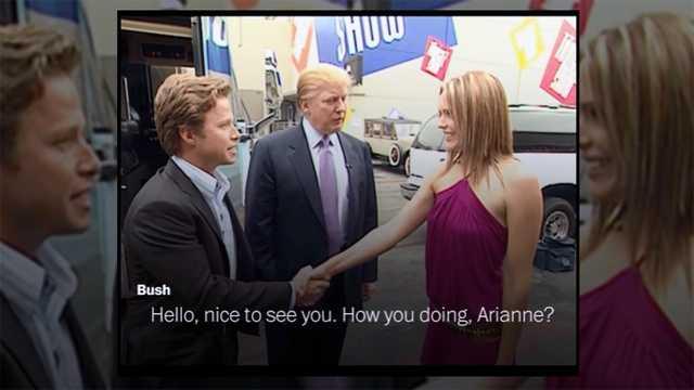 Video Billy Bush Donald Trump