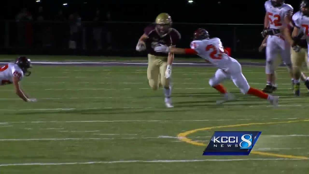 Check out your Football Friday Night Week Seven scores and highlights: