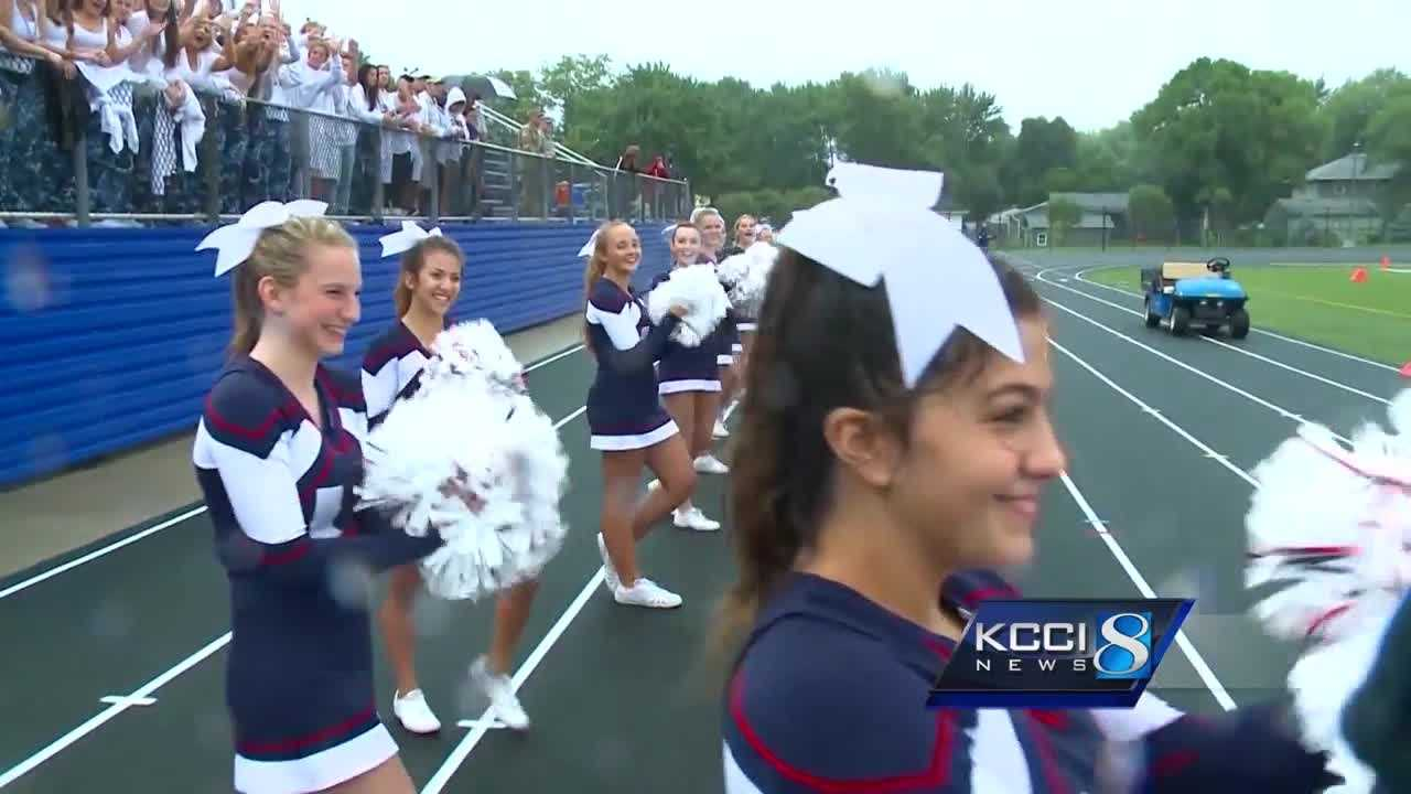 Touchdown Sports claims to be helping raise funds for the Urbandale High School Cheerleading program.