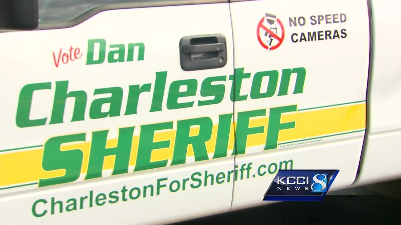 Current Polk County Sheriff Bill McCarthy and challenger Deputy Dan Charleston are facing off once again.