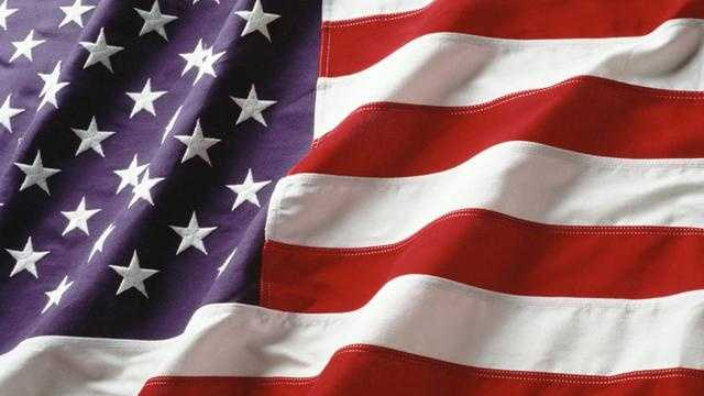 Flag American generic CU - 29685939