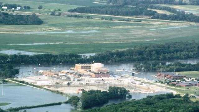 Fort Calhoun Nuclear Station, Nebraska