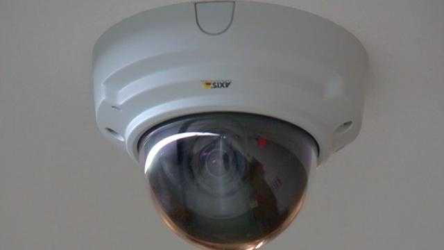School camera inside security - 27765214