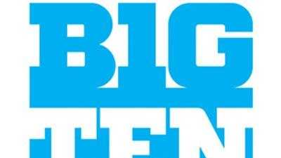 Sports Big Ten logo NEW dec. 2010 - 26117962