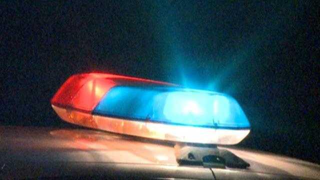 New generic police lights crime - 25905899