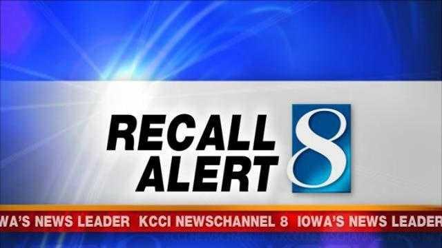 Recall alert kcci graphic generic - 21107072