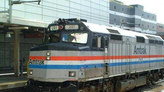 Amtrak Train - 19187083