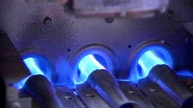 Furnace natural gas