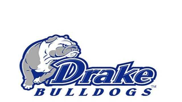 Drake University bulldogs logo - 14981847