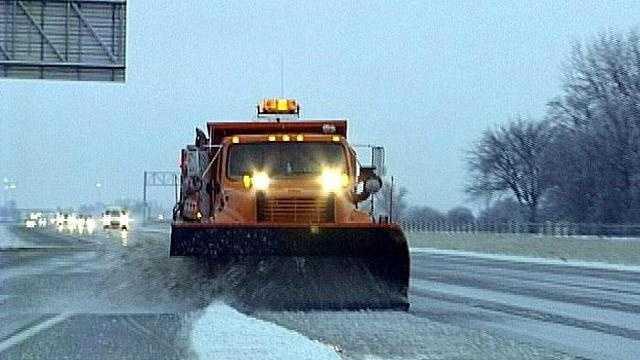 Snow plow generic - 14761035