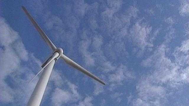 Wind Turbine generic 2 - 14697757