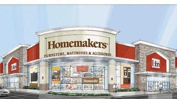 New homemakers furniture project would fill 42 tennis courts for Homemakers furniture project