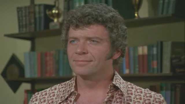 "Mike Brady (Robert Reed) from ""The Brady Bunch"""