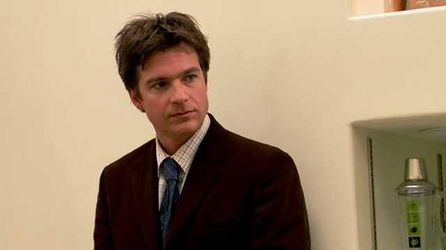 "Michael Bluth (Jason Batemen) from ""Arrested Development"""