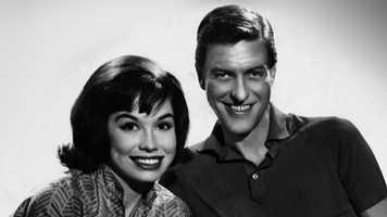 "Rob Petrie (Dick Van Dyke) from ""The Dick Van Dyke Show"""