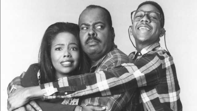 "Carl Winslow (Reginald VelJohnson) from ""Family Matters"""