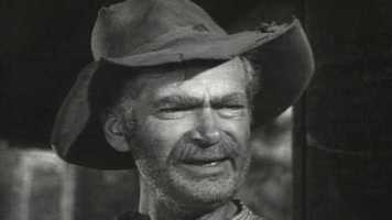 "Jed Clampett (Buddy Ebsen) from ""The Beverly Hillbillies"""