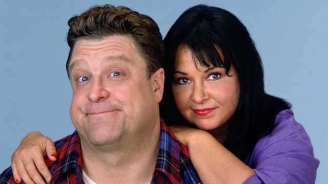 "Dan Conner (John Goodman) from ""Roseanne"""