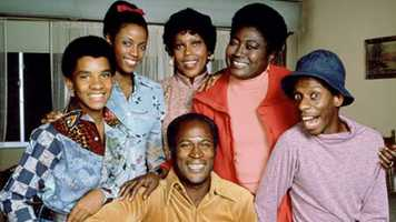 "James Evans Sr. (John Amos) from ""Good Times"""