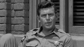 "Andy Taylor (Andy Griffith) from ""The Andy Griffith Show"""