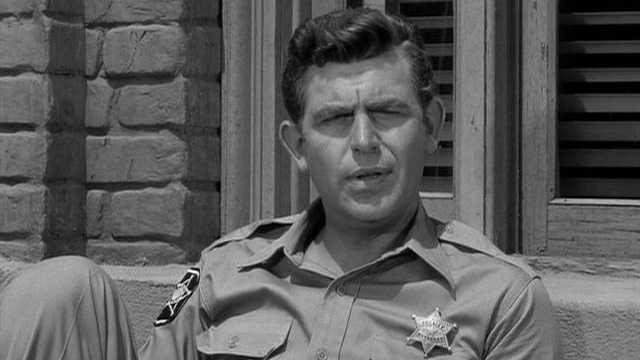 """Andy Taylor (Andy Griffith) from """"The Andy Griffith Show"""""""