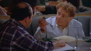 "Frank Costanza (Jerry Stiller) from ""Seinfeld"""
