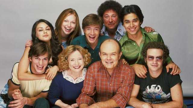 """Red Forman (Kurtwood Smith) from """"That '70s Show"""""""